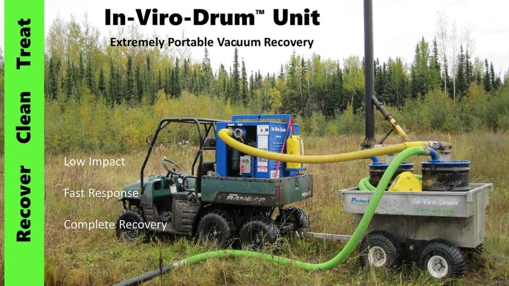 In-Viro-Drum ATV units