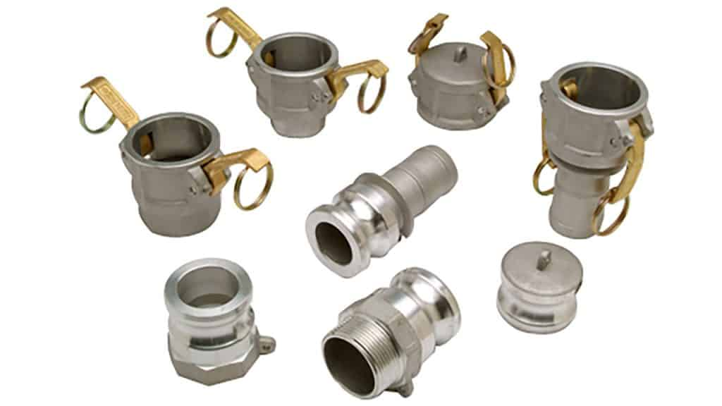 Camlock Fittings Equipment Rentals & Sales