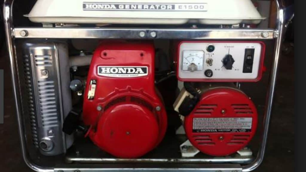 Honda Genset 1500W - equipment rental & sales
