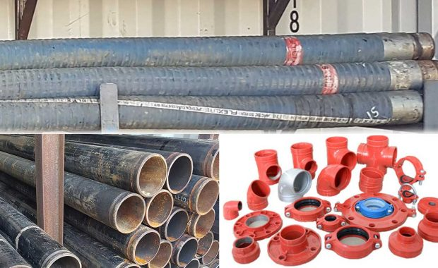 Pipe Hose and Fittings