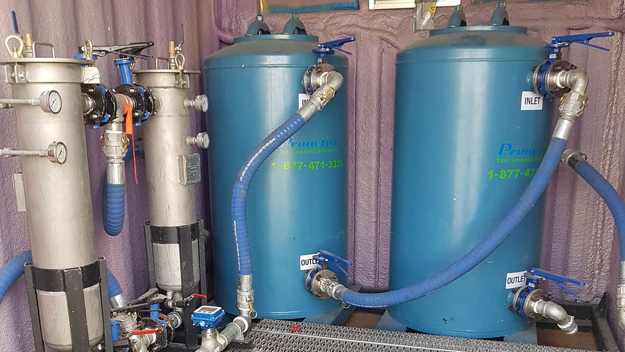 Self Contained Treatment Units