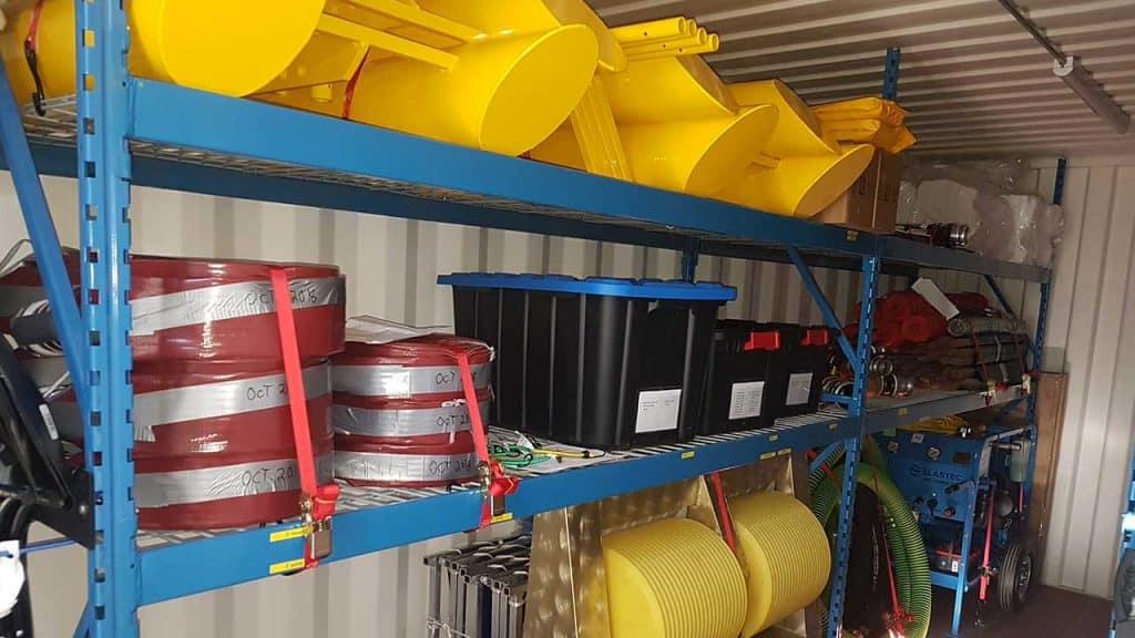 equipment builds